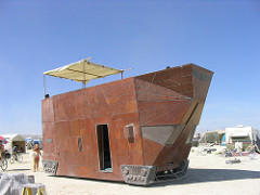 the mindblowing sandcrawler